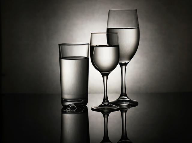 いろいろなグラス