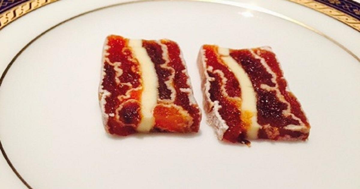 市田柿バター
