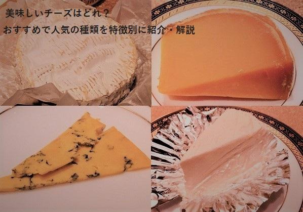 おすすめチーズ紹介