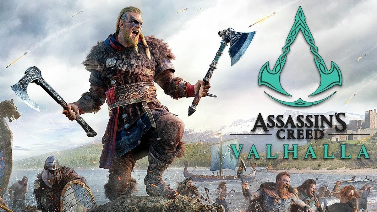 アサシンクリード ヴァルハラ」の30分ゲームプレイ動画がリーク に対する海外の反応 - 海外の反応 ゲームブログ「ブラスト」