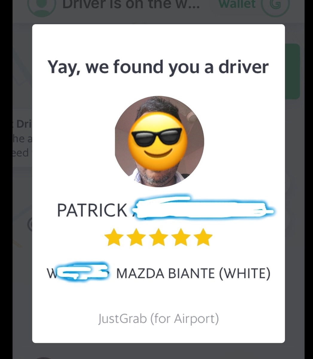 タクシー運転手の情報や車番