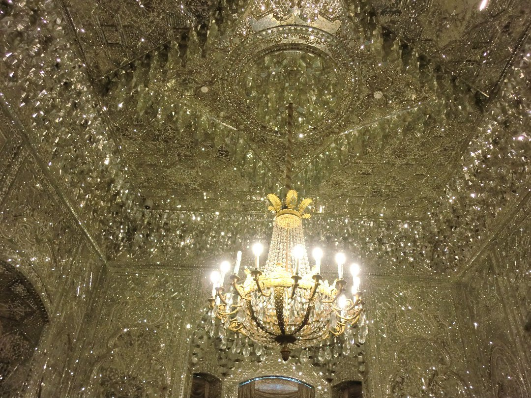 ゴレスターン宮殿