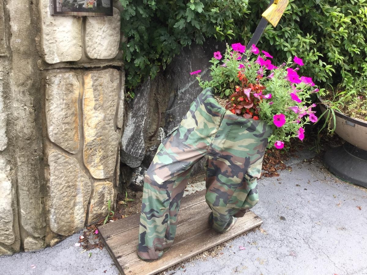 花壇ズボン