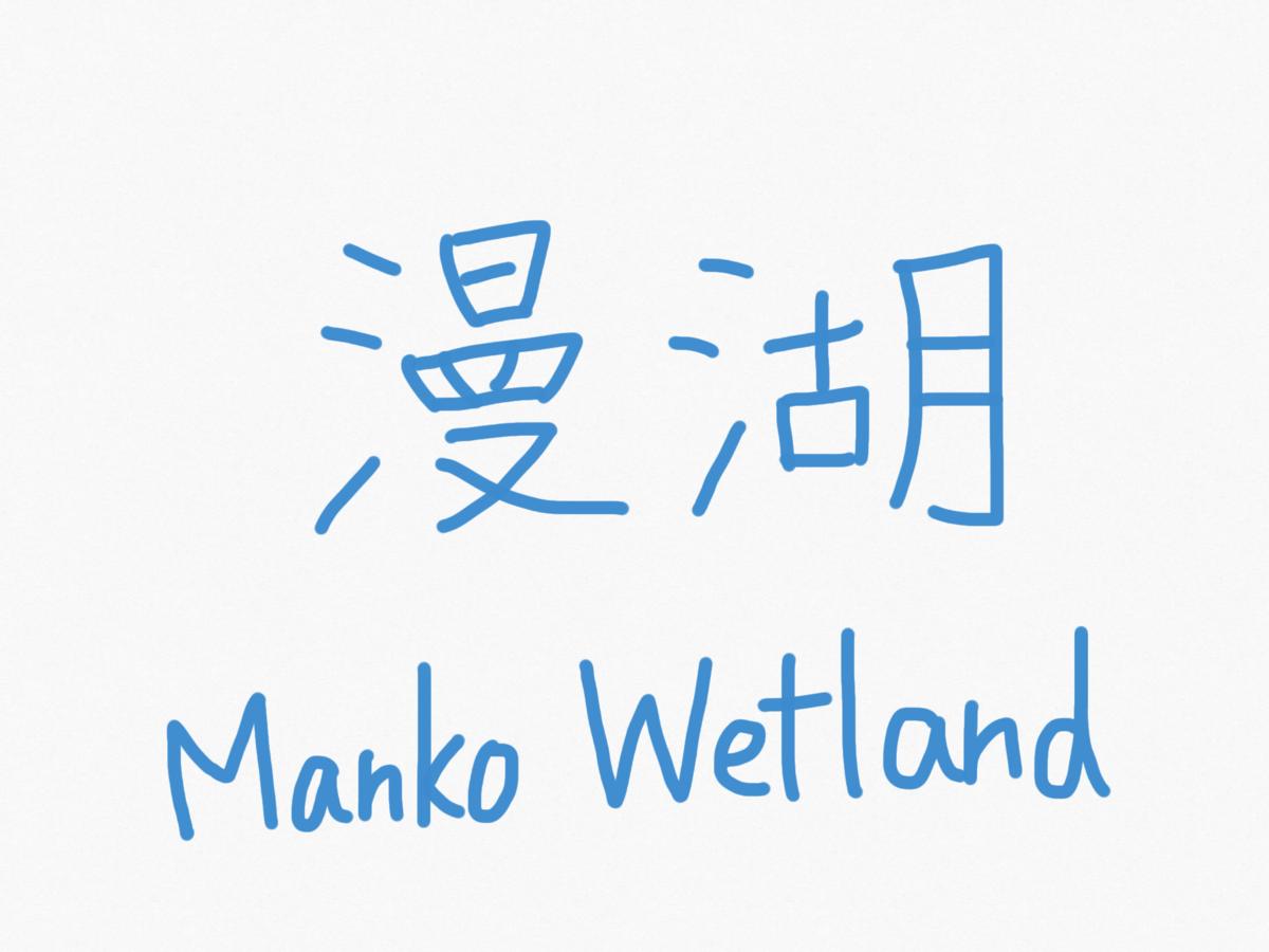 Manko Wetland