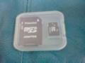 マイクロSDカード 4GB