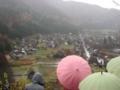 白川郷(展望台)