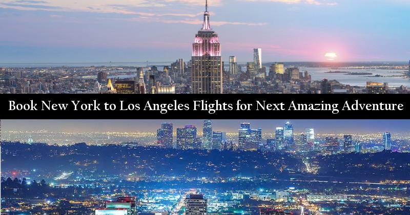 New York to Los Angeles Flights
