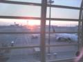 201205Seoul_羽田の朝