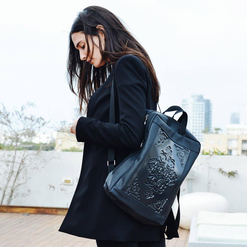 Medusa vegan backpack