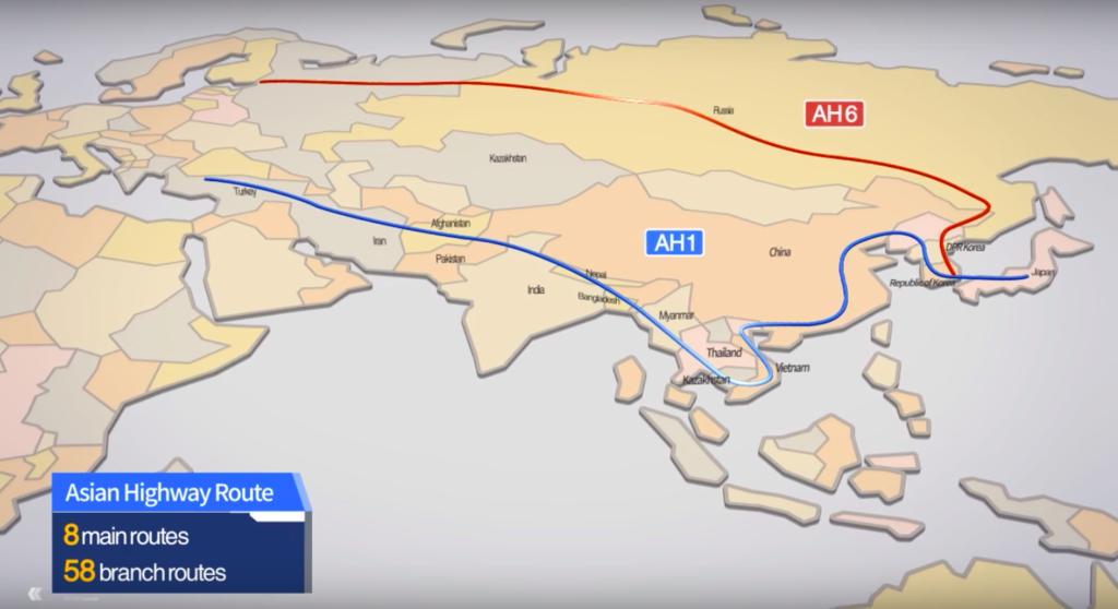 アジアハイウェイ活性化の鍵は韓国?ーアジアハイウェイを模索する(4 ...