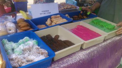 マレー菓子 Kuih