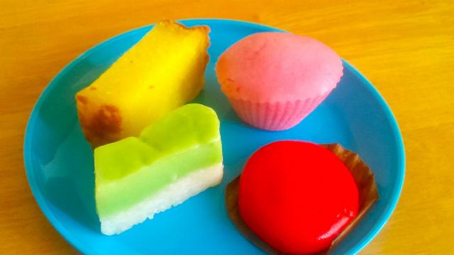 マレーシアのお菓子 Kuih