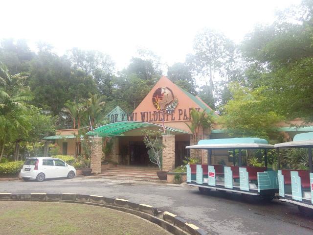 ロッカウィ・ワイルドライフパーク Lok Kawi Wildlife Park