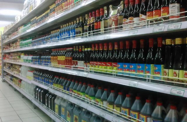 マレーシアで売られている醤油