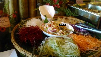 サバ州伝統料理のヒナバ