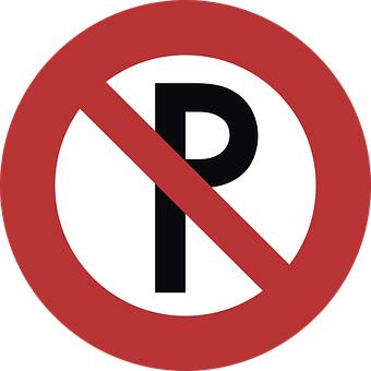 コタキナバルで駐車違反
