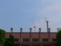 端芳駅外側。