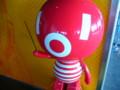 101のマスコットキャラクター。知っとこ!のタコ思い出した。