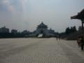 遠くからの中正紀念堂。