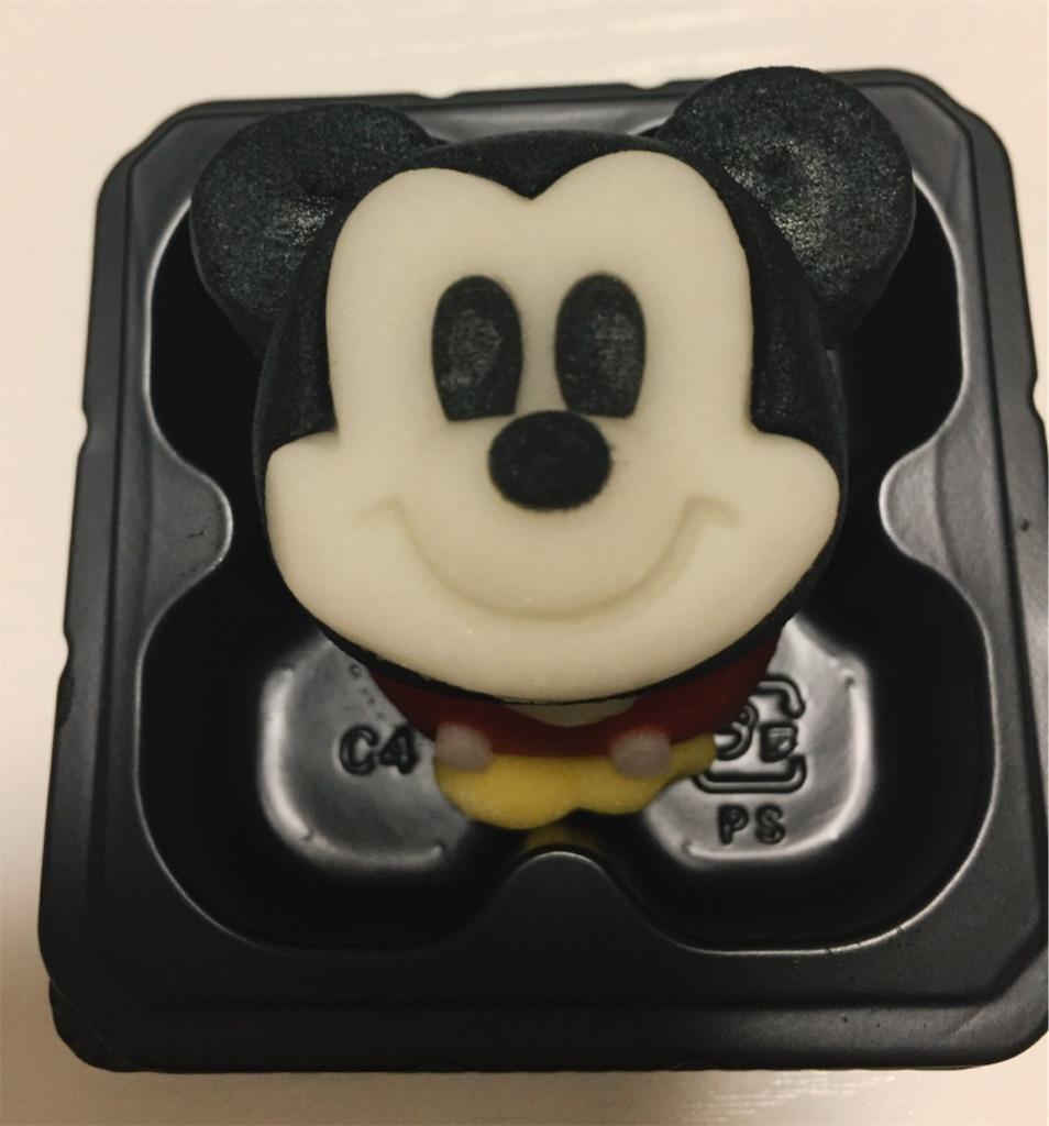 食べマス ミッキーマウス