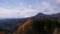 大望峠から白馬連峰