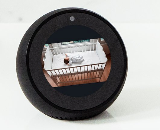 Echo Spotで監視カメラ
