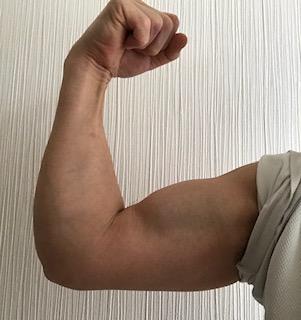 パン屋筋肉
