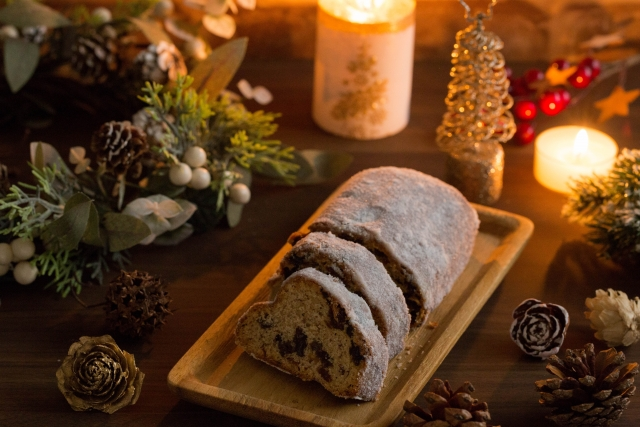 クリスマスパン
