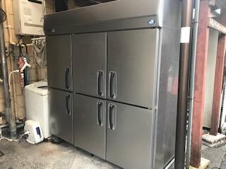 パン屋冷蔵庫