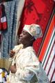[人物]アフリカンフェス 民族衣装ショー