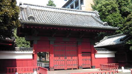 東京大学 赤門