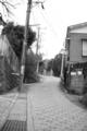 [散歩]近所の坂道