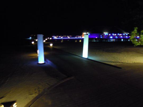 オルベリの夜の写真