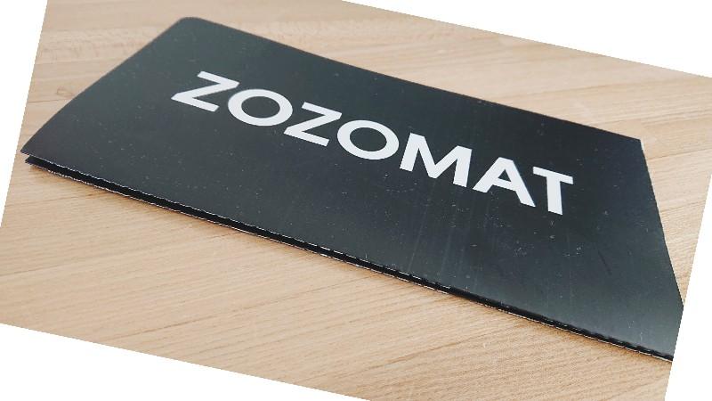 zozoマットの写真