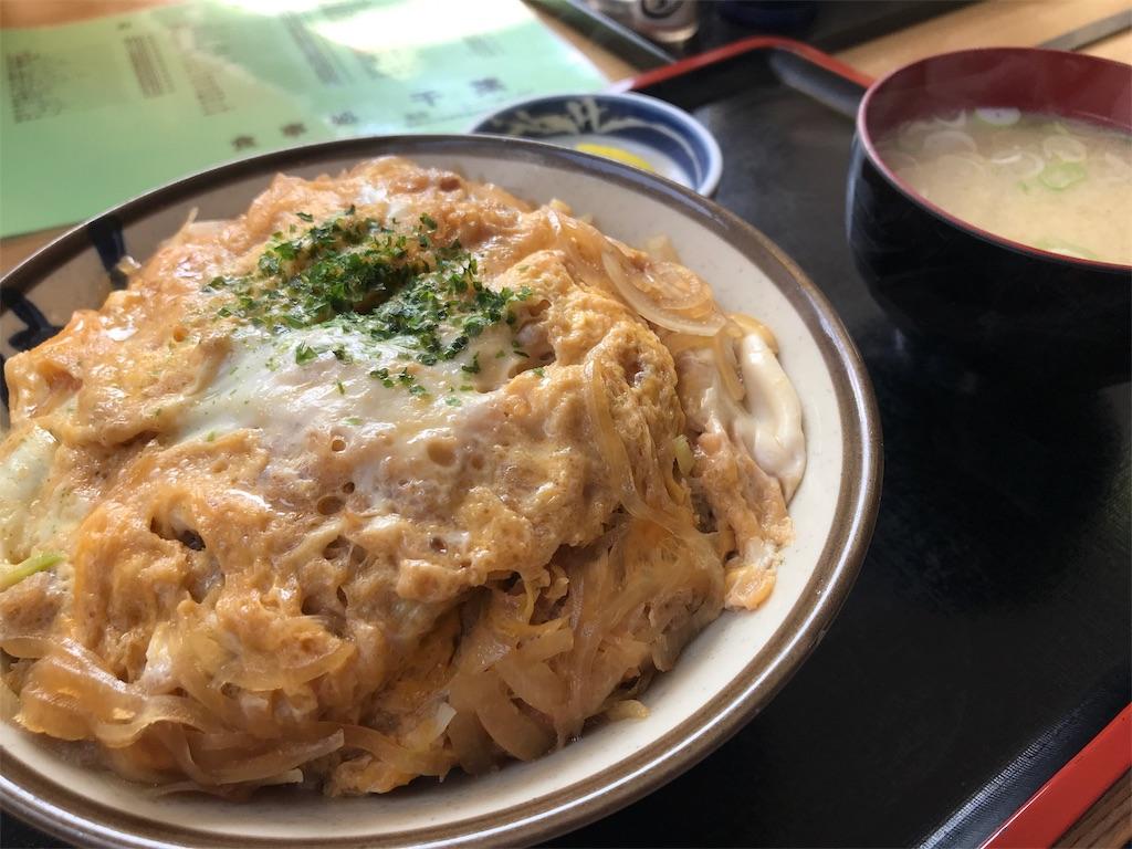 【青森市】千葉食堂のカツ丼