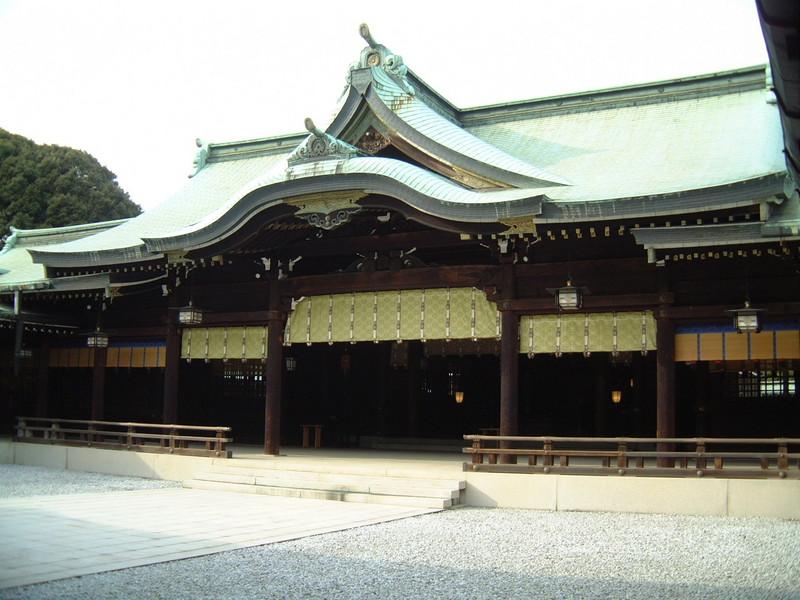個別「[明治神宮]内拝殿」の写真...