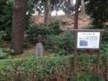 松の廊下跡(将軍の対面所に近く、ここで刀を抜くことは謀反に等しい