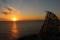 平成版富嶽三十六景「海ほたる沖超合金巨大ドリル裏」