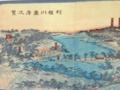 利根川東岸一覧を一部拡大(左から久法寺、手子女大明神、つぎ橋)