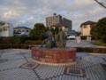 小説「野菊の墓」の政夫と民子の碑