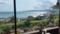 店内からは鴨川の海を一望