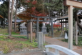 源義清が流布された山梨県甲府市にある義清神社