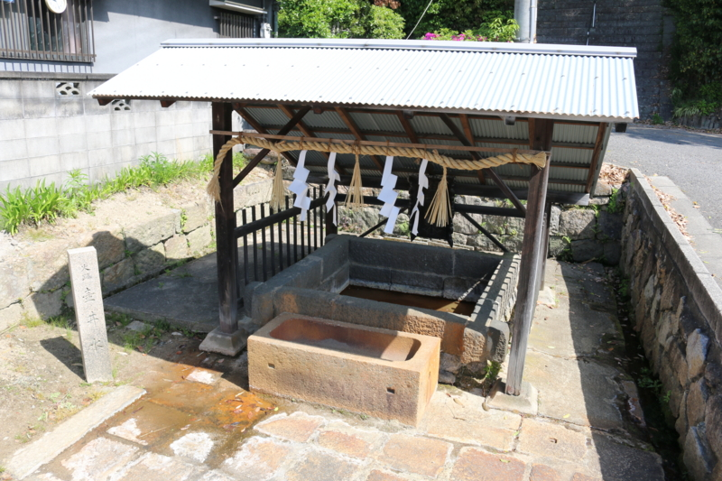 壺井の井戸