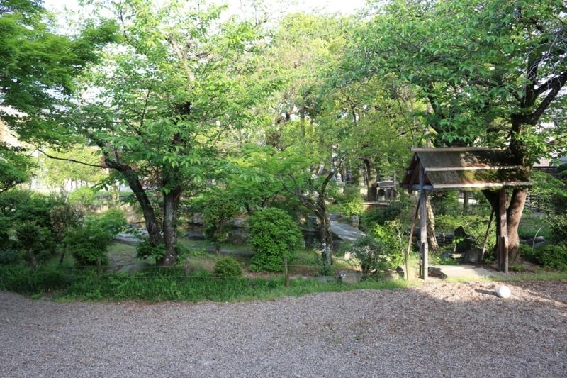 深草少将の邸宅跡(京都墨染・欣浄寺)