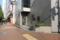 木挽町狩野家(狩野画塾)跡 ※左隅に映っているのが歌舞伎座タワー
