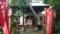 お岩稲荷田宮神社の本殿