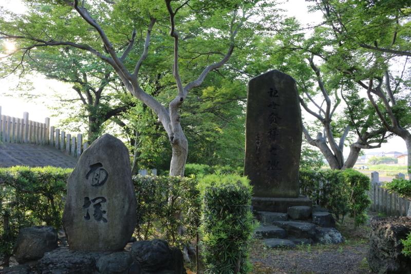 観世発祥の地(奈良県川西町)