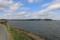 北浦に面する水運の要衝であった常陸国行方郡新宮(対岸)
