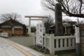 湊城跡(土崎神明社)