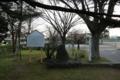 東禅寺城三の丸跡(亀ヶ崎小学校の敷地内)